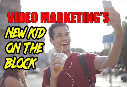 video marketing new kid on the block