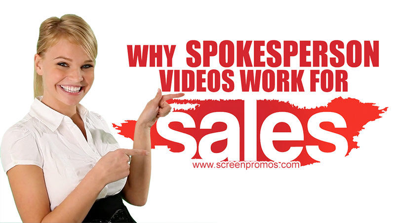 Why Spokesperson Videos Work